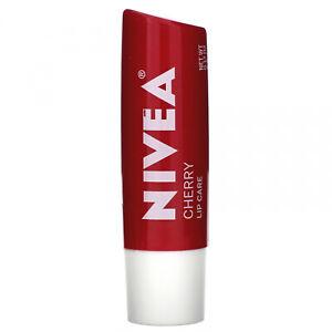 Nivea, Lip Care, Cherry, 0.17 Oz (4.8 G)