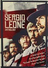 Sergio Leone Anthology (2015, DVD NEW)