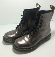 Dr Martens Boots Spectra Pewter US Women's Size  7