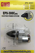 GWS Compact Electric RC Power System with 370 Motor, EPS-300C-2
