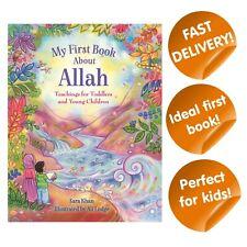 My First Book About Allah by Sara Khan - Kids Islamic Book Quran Ramadan Eid