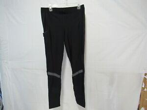 Louis Garneau Optimum Mat 2 Tights Men's Black XL No Chamois