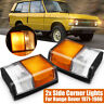 FOR RANGE ROVER CLASSIC FRONT LEFT &RIGHT COMPLETE INDICATOR LIGHT LAMP ASSEMBLY