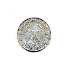 Germany - 1935 Third Reich 5 Reichsmark A KM# 83 Silver Coin 2