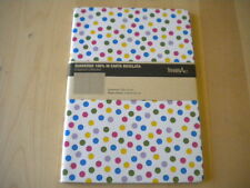 Quaderno 100% in carta riciclata dimensioni: 240x170 mm pagine a quadretti Nuovo