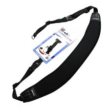 MATIN (Korea) Neoprene DSLR Camera Extra Thick Curved Joint Neck Strap #10415