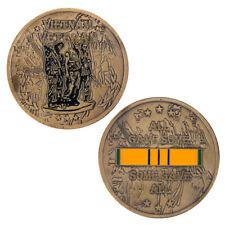 Ancien combattant de guerre du Vietnam Collection pièces monnaie commémoratives-
