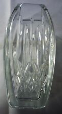Waterford Crystal Roly Poly Lismore Square Top Vase A551