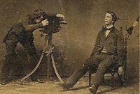 Antique Post Mortem Death Photography Photo 176 Bizarre Odd Strange