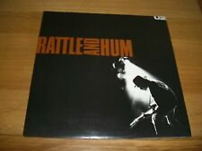 U2-Rattle and hum.lp double