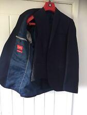 Lambretta 38r Slim Fit 3-Piece Suit Blue