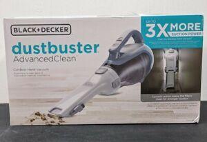 BLACK+DECKER 16V MAX Lithium DUSTBUSTER Hand Vac model CHV1410L