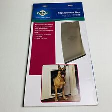 Freedom Replacement Flap for Dog and Cat Doors, Extra Large, Pac11-11040