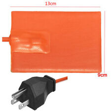Silicone rubber Car Engine Oil Pan Sump Tank Heating Pad 110V 120W Winter Tool