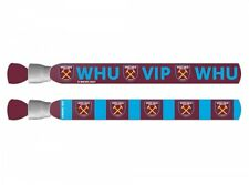 West Ham Festival Wristbands Two Pack