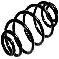 1X Rear Coil Spring Vauxhall Astra Mk V Without Sports Suspension 2004-2010