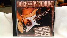 Rock Into Overdrive Importation CD 2003 Weton Wesgram Artistes Divers cd2826