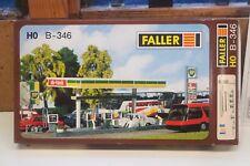Faller B-346 Gas Station Un-build KIT HO SH3