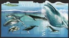 SOLOMON MNH 2012 Whales Minisheet