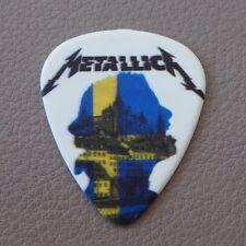 Metallica - Stockholm 07/05/17 Worldwired Tour 100% Authentic RARE Guitar pick