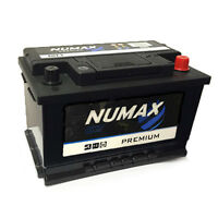 NUMAX 096 VW PASSAT 1.9 Diesel Car Battery Heavy Duty