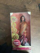Barbie in India - Mehendi Stencils - Doll