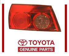 Genuine Toyota Sienna 06-10  Rear Lift Gate Tail Light Lamp  OEM OE  Left