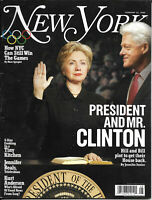 New York magazine President and Mr. Clinton February 21, 2005