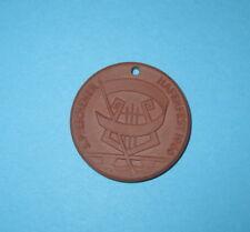1966 MEISSEN Porzellan Medaille -  DRESDEN 3. Pieschener Hafenfest