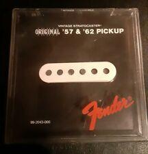 "1982 1983 NOS Vintage Fender Stratocaster ""Original"" 57 & 62 Pickup Repair Part"