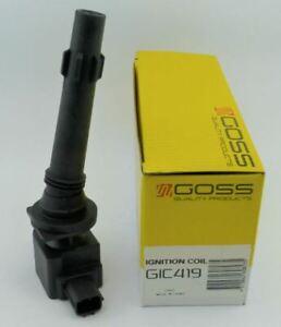 1 x GOSS Ignition Coil GIC419 FITS Ford Falcon FG FG-II 6CYL 4.0L INC XR6 -Turbo