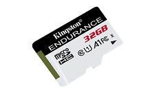 32GB Kingston High Endurance microSD Memory Card CL10 UHS-I