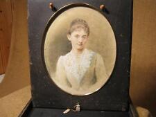 ███►Rarität alter Anhänger -1889 >aus Nachlaß einer Gräfin
