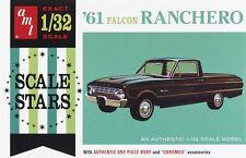 AMT 1:32 1961 Ford Ranchero Plastic Model Kit AMT984