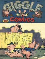 GIGGLE COMICS GOLDEN AGE COLLECTION PDF FORMAT ON CD
