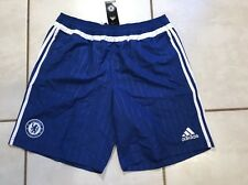 NWT ADIDAS Chelsea FC Woven Soccer Shorts Men's Large