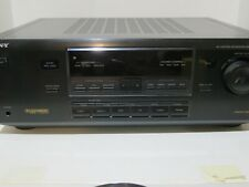 Sony Integrated Amplifier Ta-Av571 Phono Input