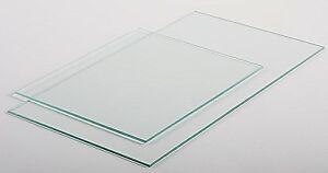 300 x 800 mm klar durchsichtig 6mm Zuschnitt nach Wunsch millimetergenau bis 30 x 80 cm Ecken gesto/ßen. Kanten geschliffen und poliert Glasplatten nach Ma/ß