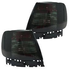 Rückleuchten Klarglas Set für Audi A4 B5 Limo Bj. 95-00 Schwarz