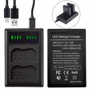 USB EN-EL15 Battery Charger for Nikon Z 5, Z5, Z 6, Z6 Z6 II, Z 7, Z7 Z7 II Z7Q3
