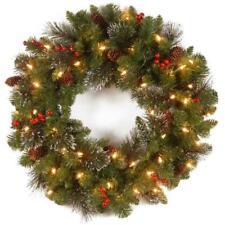 Wreaths, Garlands & Plants