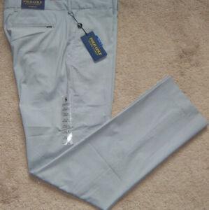 New Mens POLO Golf Ralph Lauren Spyglass Tailored Fit Performance Pants RET $125