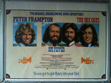 Cinema Poster: SGT PEPPER'S LONELY HEARTS CLUB BAND 1978 (Quad) Peter Frampton