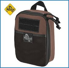 Maxpedition Beefy Pocket Organiser Pouch Carry Bag Dark Brown 0266BR