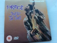 Prince - Sign Of The Times - UK Promo Only Dvd In Picture Card Sleeve.