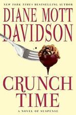 Crunch Time: A Novel of Suspense (Goldy Schulz) by Davidson, Diane Mott