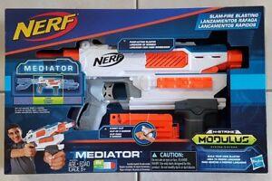 Nerf N-Strike Modulus Mediator blaster, Brand New