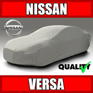 [NISSAN VERSA] CAR COVER ☑️ Weather ☑️ Waterproof ☑️ Full Warranty ✔CUSTOM✔FIT