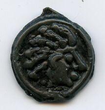 SENONES (IIe-Ie siècle) Potin à la tête d'indien LT.7417 Qualité
