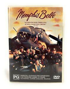 Memphis Belle (DVD, 1990) Matthew Modine Region 4 Free Postage